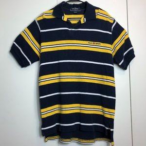 Vintage Polo Sport Ralph Lauren Color Block Shirt